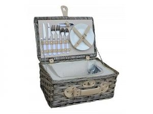 2 Person Fitted Picnic Basket
