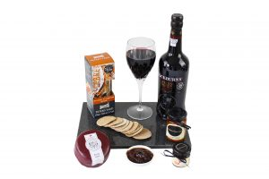 cheese and special reserve port