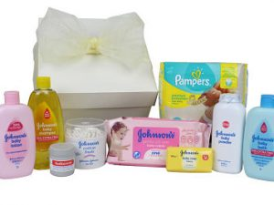 New Baby Essential Gift Box