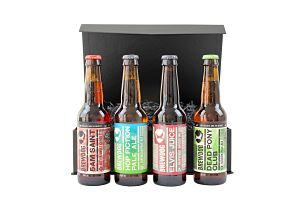 Brewdog Beer Gift Hamper. A Gift containing bottles of brewdog beer.