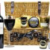 Cheese, Wine and Pate Hamper